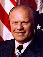 Gerald R. Ford, USA 38. prezident USA
